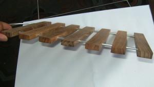 Hotplate Kayu dan Alumunium