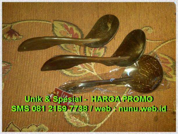 Souvenir Irus Batok Kelapa